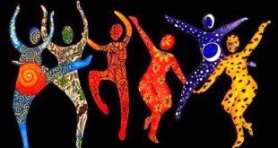 Χοροθεραπεία με τη Λήδα Shantala
