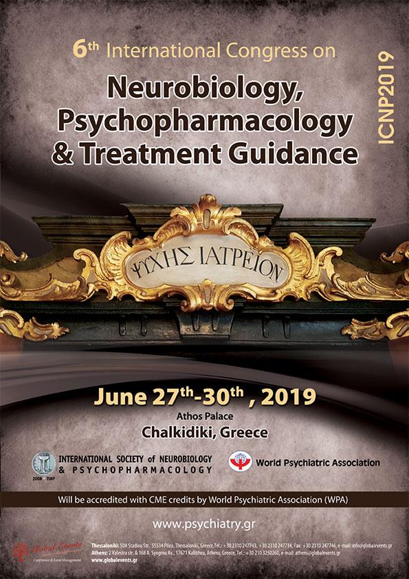 6th International Congress On Neurobiology Psychopharmacology Treatment Guidance