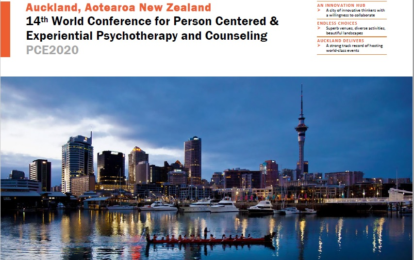 14th World Conference for Person Centered & Experiential Psychotherapy and Counseling