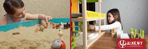(διαδικτυακό) Παιγνιοθεραπεία (Play Therapy) για παιδιά και εφήβους